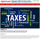 Canadian Apartment Magazine - The Imperiled Investment Property Tax Rate